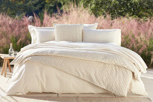 Soft Goods - Duvets - Cotton & Linen Birch Bedding Collection