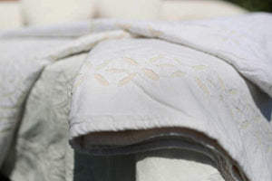Soft Goods - Organic Cotton Coverlet