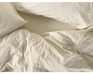 Soft Goods - Sheets - Crinkle Percale Sheet Sets