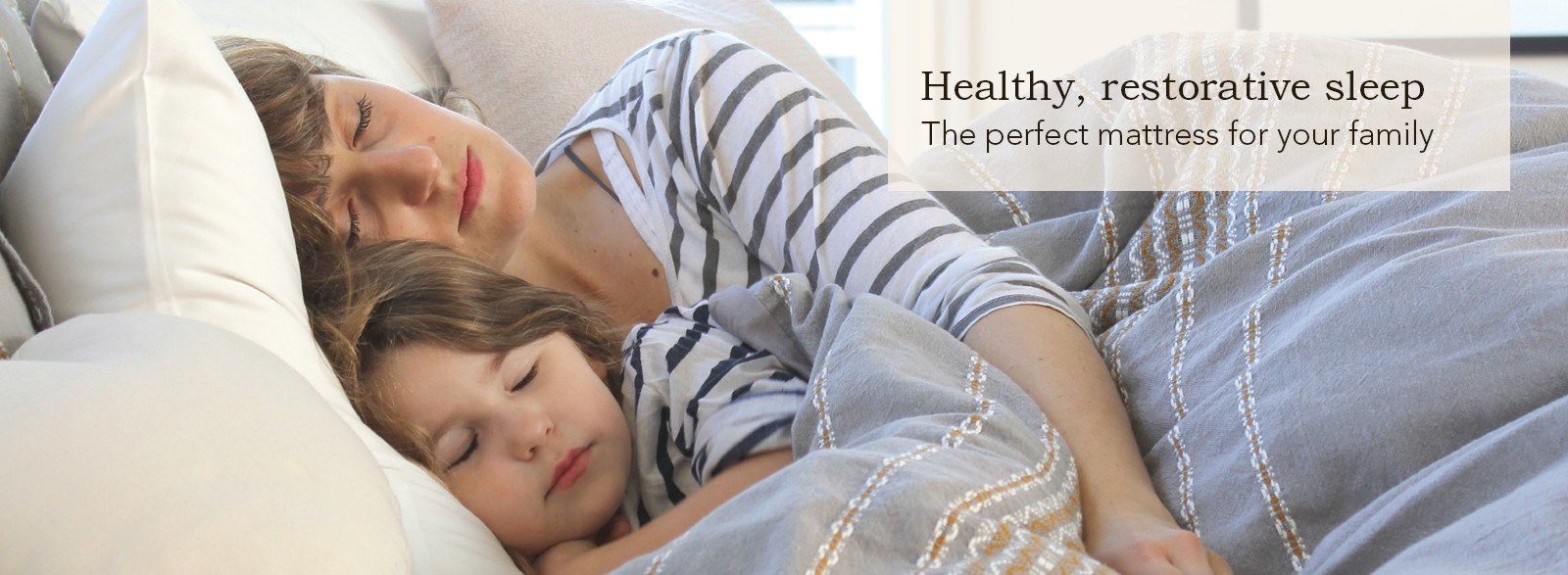 Healthy restorative sleep