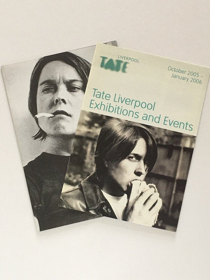 Sarah Lucas at Tate Liverpool 2005 - Exhibition and gallery catalogues