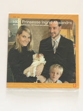 Load image into Gallery viewer, Prinsesse Ingrid Alexandra of Norway - STAMPS
