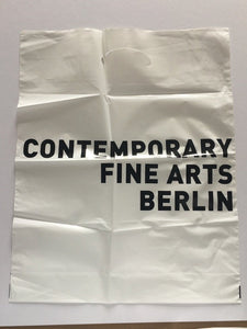 Contemporary Fine Arts Berlin - Plastic bag