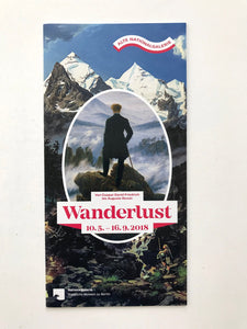 Wanderlust - From Caspar David Friedrich to Auguste Renoir - Exhibition guide