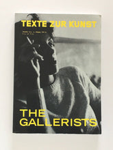 Load image into Gallery viewer, Texte Zur Kunst - The Gallerists