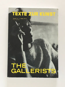 Texte Zur Kunst - The Gallerists