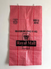 Load image into Gallery viewer, Big Red ROYAL MAIL BAG