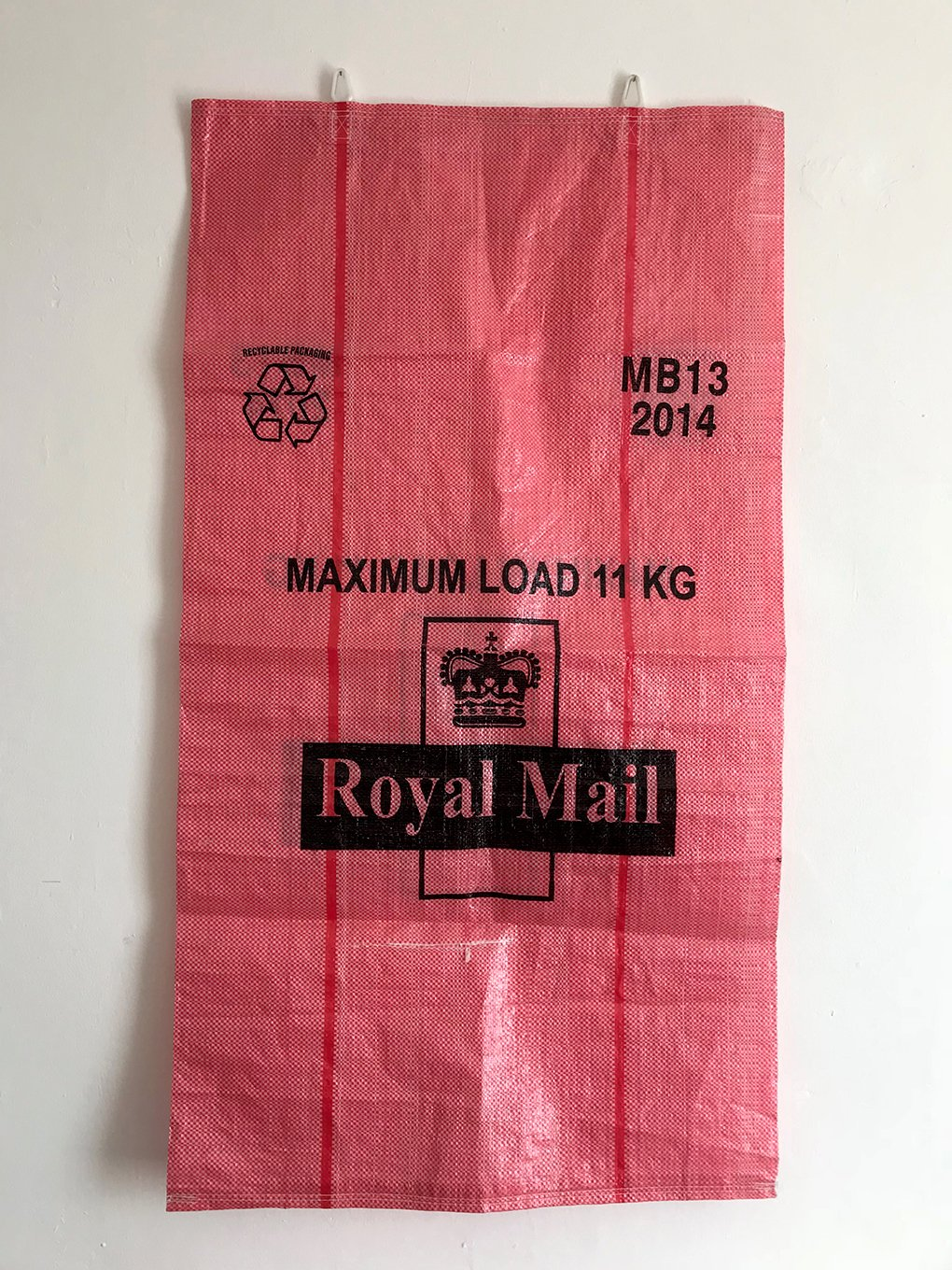 Big Red ROYAL MAIL BAG