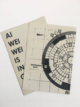 Load image into Gallery viewer, Ai Wei Wei is in China, 11.11.11 project in Berlin, 2011 - Publication and poster
