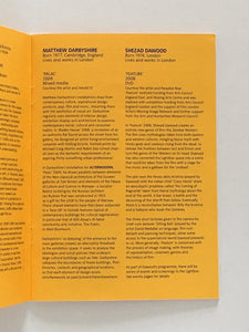 Altermodern - Tate Britain exhibition guide for Triennial 2009.