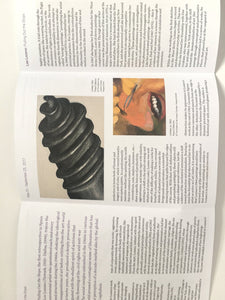 Lee Lozano - Pulling Out the Stops, Reina Sofia Musem, Madrid - Exhibition guide