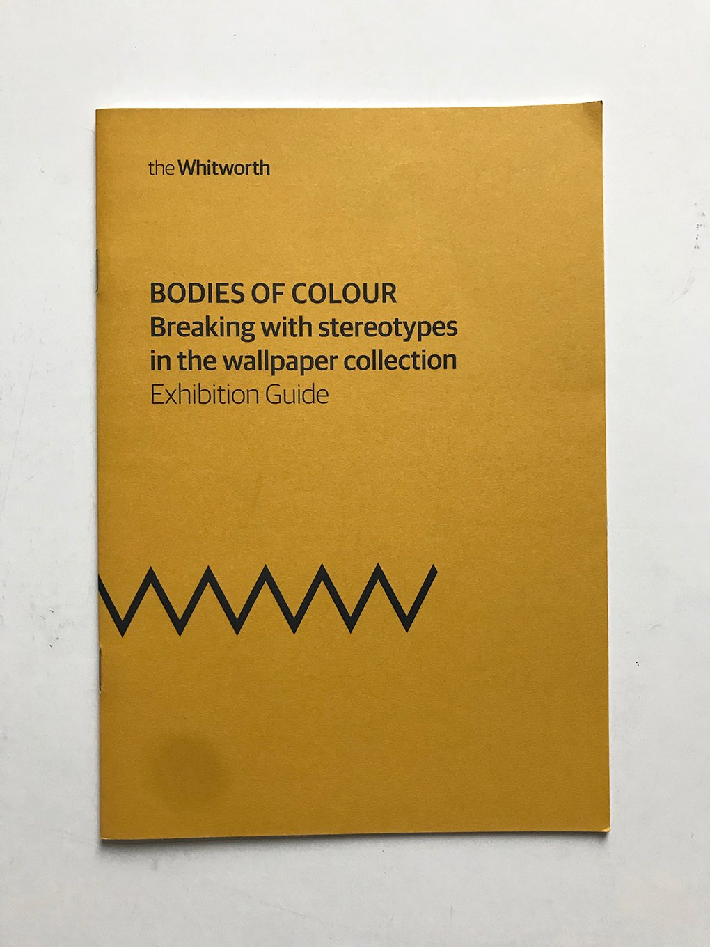 Bodies of Colour exhibition at The Whitworth, Manchester - Exhibition guide