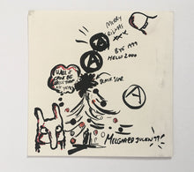 Load image into Gallery viewer, Bjarne Melgaard Christmas cards 1999 / Rare