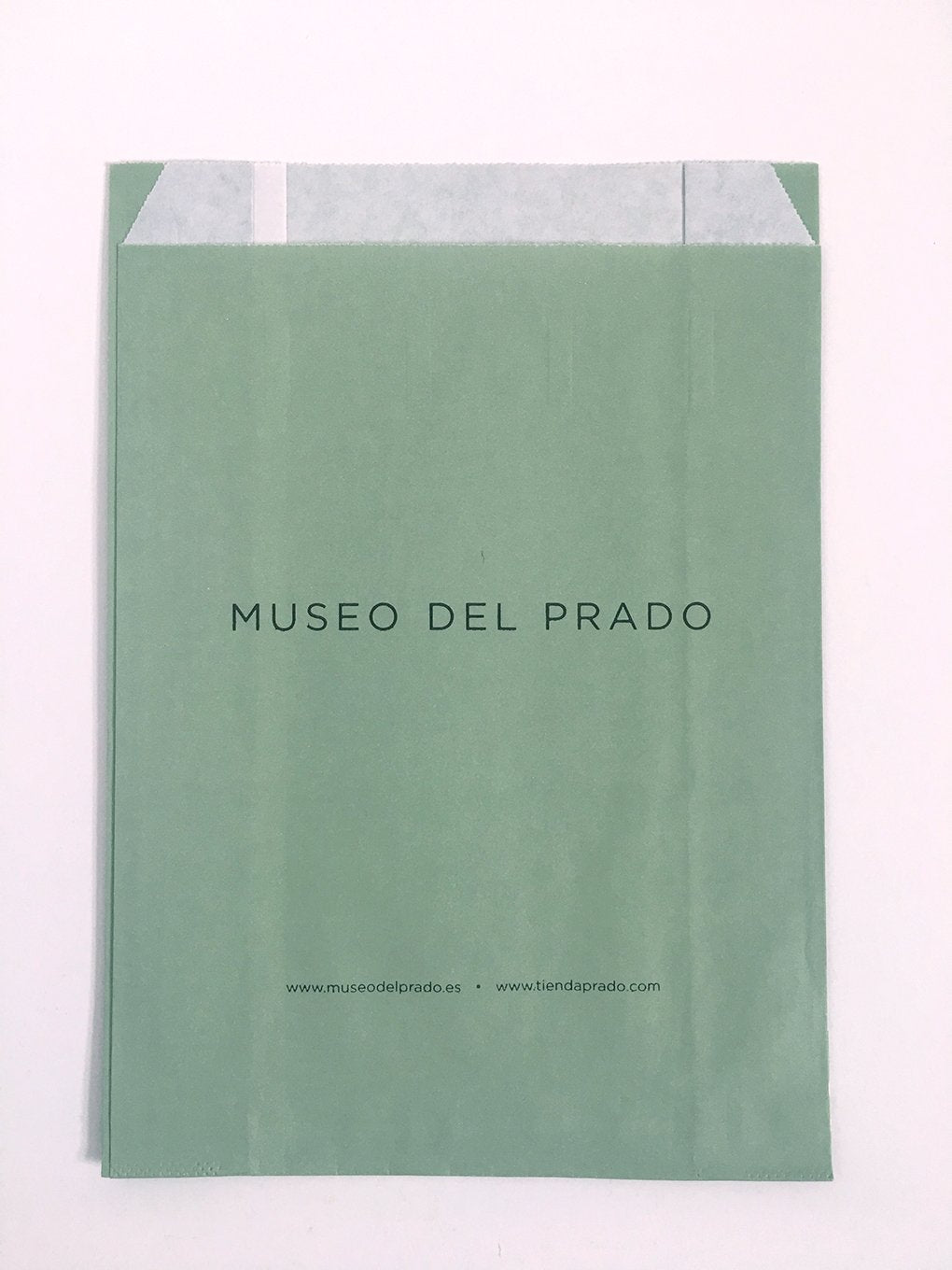 Museo del Prado, Madrid. - Paper bag