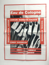 Load image into Gallery viewer, Group exhibition 'Eau de Cologne' at Sprüth Magers, London - Poster
