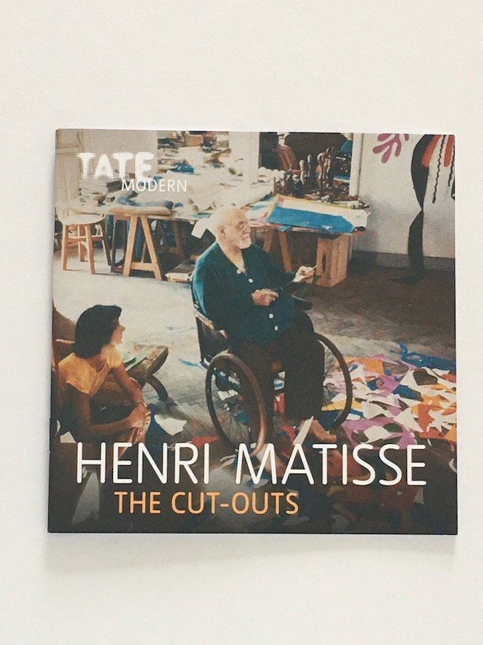 Henri Matisse at Tate Modern, 2014 - Exhibition catalogue