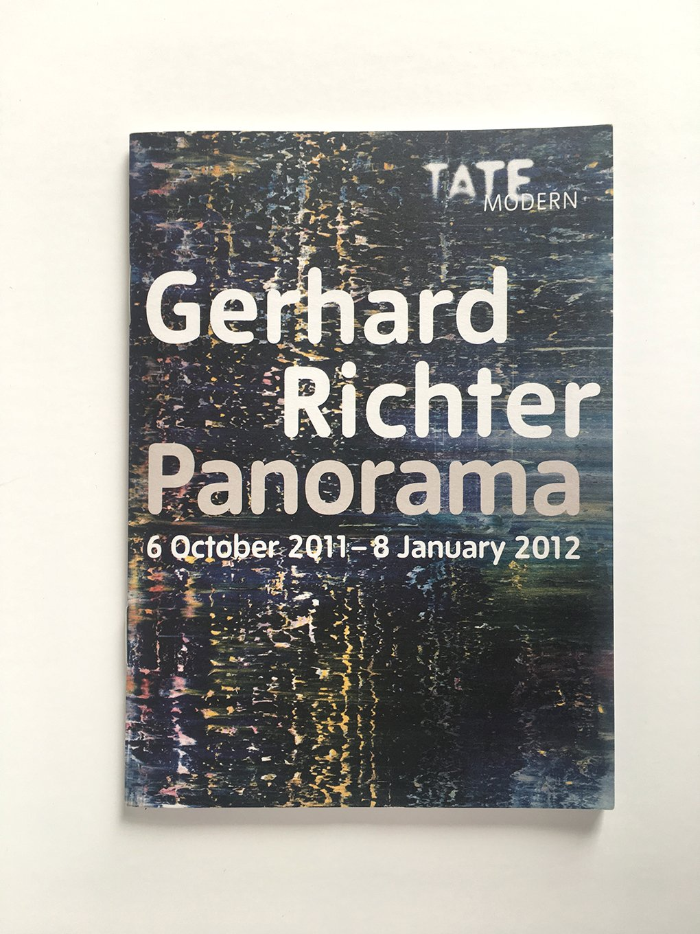 Gerhard Richter 'Panorama' at the Tate Modern, London - Exhibition guide