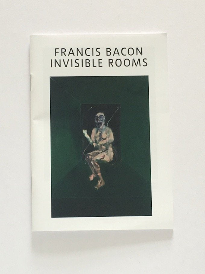 Francis Bacon & Maria Lassnig at Tate Liverpool, 2016. Catalogue