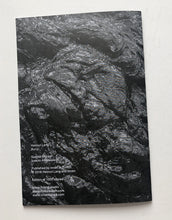 Load image into Gallery viewer, Helmut Lang - Zine 'Burry' made to accompany show at Dallas Contemporary
