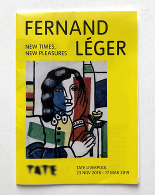 Fernand Léger - Exhibition guide to 'New Times, New Pleasures' at Tate Liverpool 2018