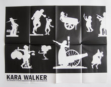 Load image into Gallery viewer, Kara Walker - Poster from Exhibition at Sprüth Magers, London 2019