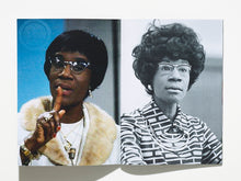 Load image into Gallery viewer, sadZine#8  President Shirley Chisholm By Texas Knuller