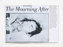 Load image into Gallery viewer, SadZine #11 Victims of  Tiananmen  Massacre (Beijing, June 4th, 1989) by  Texas Knuller