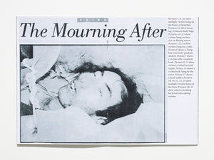 SadZine #11 Victims of  Tiananmen  Massacre (Beijing, June 4th, 1989) by  Texas Knuller
