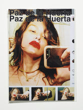 Load image into Gallery viewer, Paz de la Huerta by Paz de la Huerta Fanzine