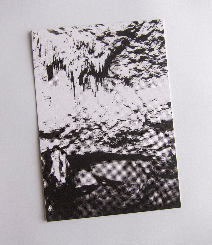 Rick Owens - Exhibition card for  exhibition 'Glade' at Carpenters Workshop Gallery 2019