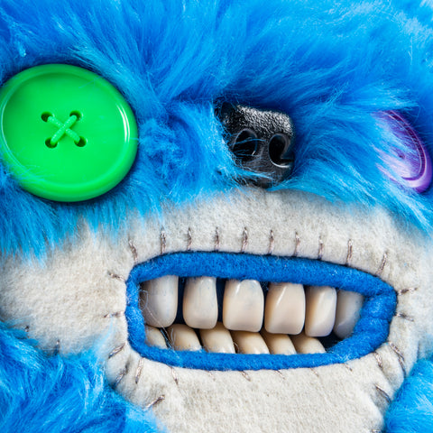 Teddy Bear Nightmare (Blue)