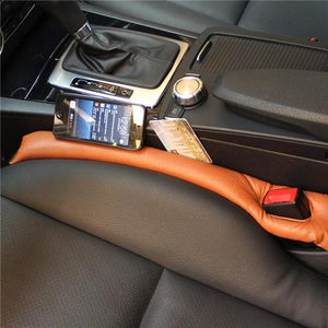 Car Seat Gap Filler Pad-car accessory-airvog.com-BROWN*1 PC-airvog