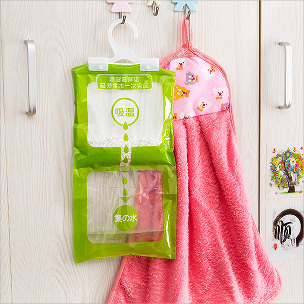 Hanging Moisture Absorber Bags