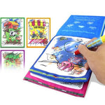 Kids Magic Water Drawing Book