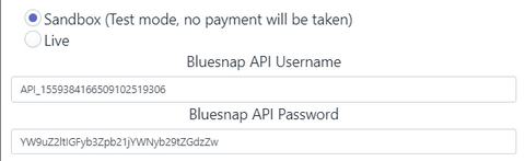 TeleCheckout with Bluesnap for Shopify one page checkout