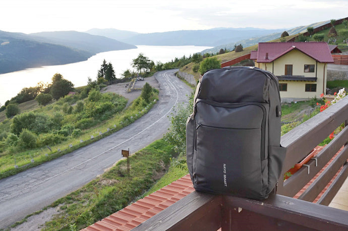 A Smart Travel Backpack- Nayo Almighty Review