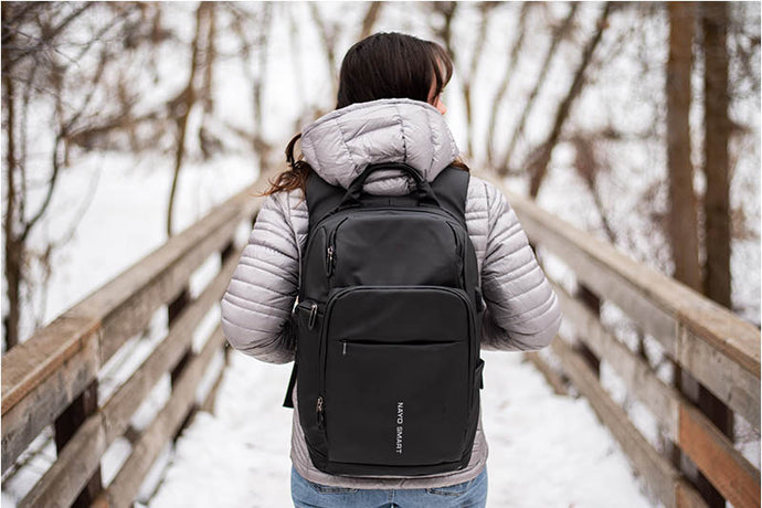 Top 6 Recommended Multifunctional Backpack for Men