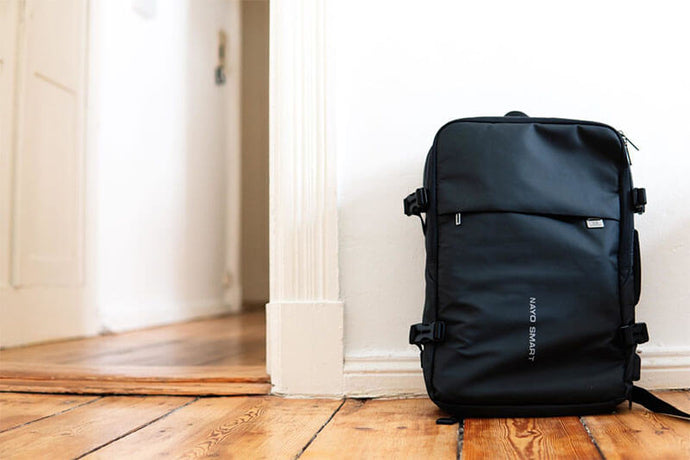 Ideal Carry-on Travel Backpack Review: Nayo EXP Backpack