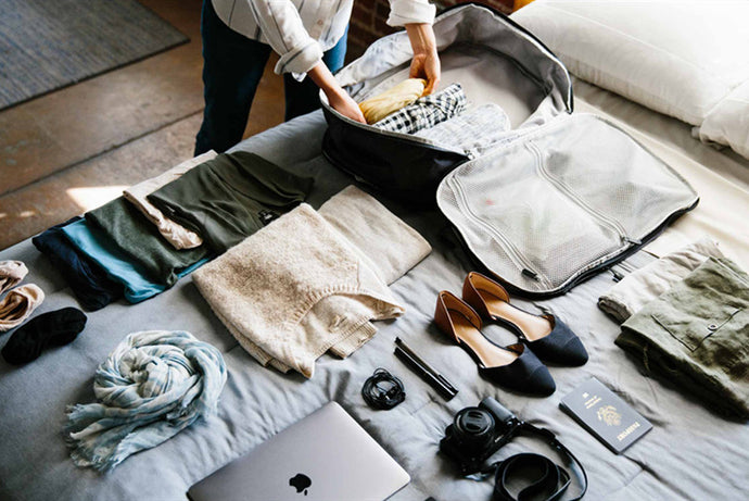 Packing Light Tips You Must Know before You Go