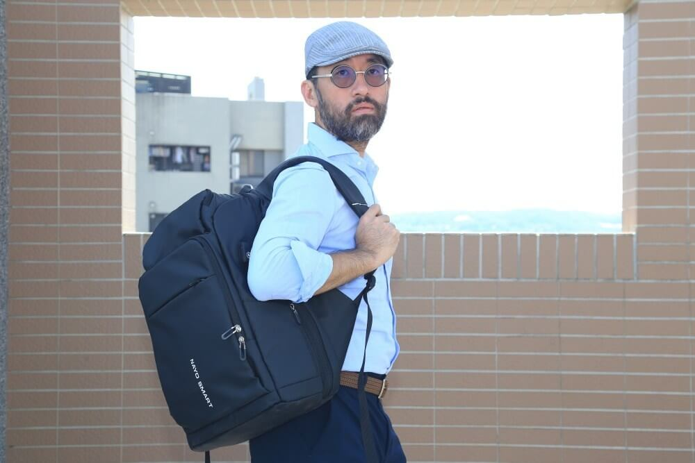 Nayo Almighty travel backpack blog 19