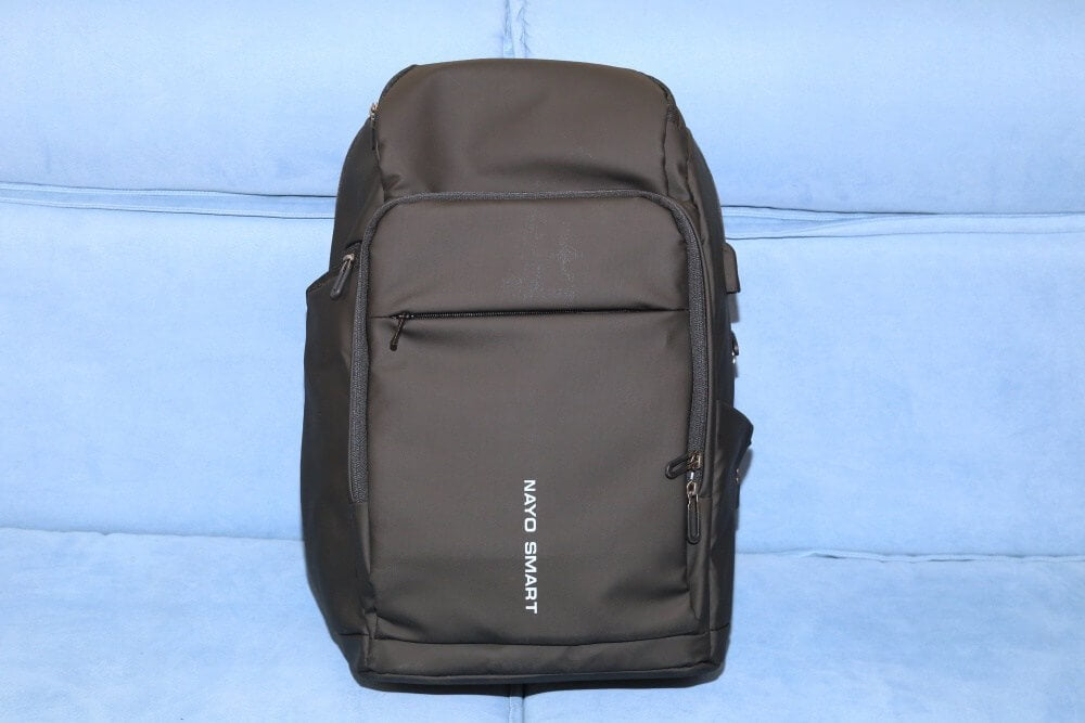 Nayo Almighty travel backpack blog 2