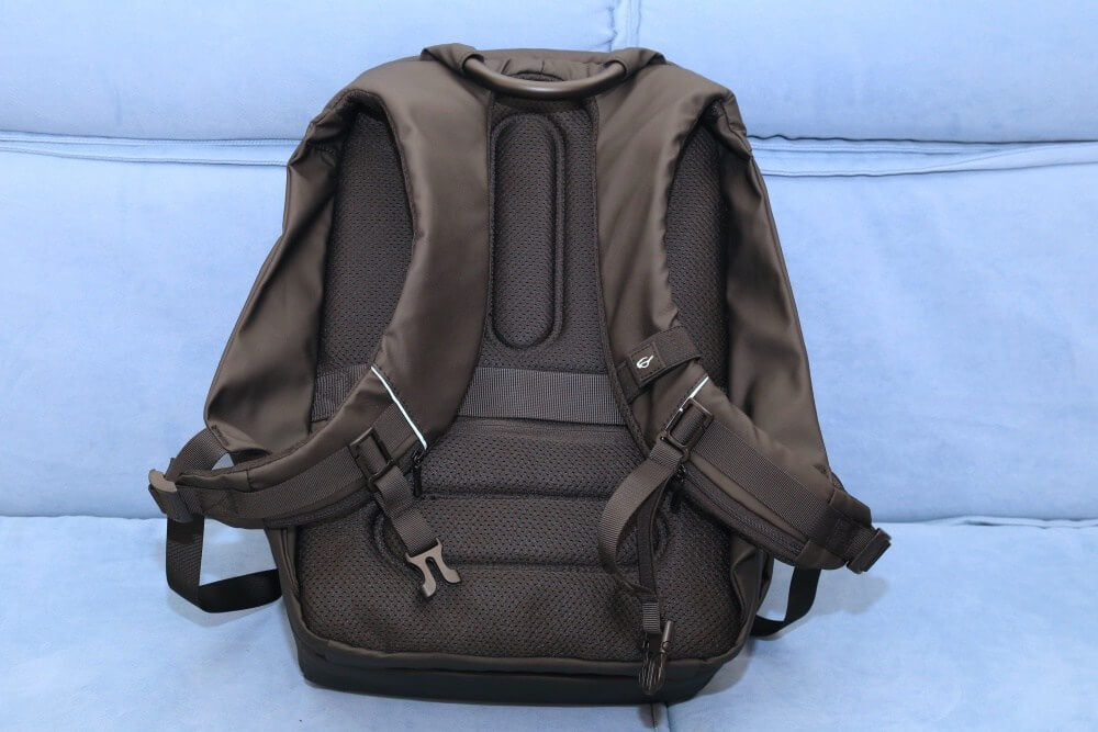 Nayo Almighty travel backpack blog 8
