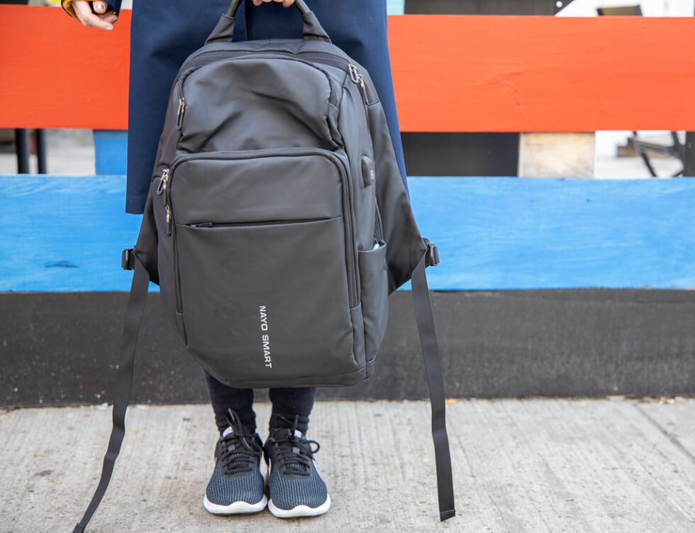 Nayo Almighty Travel Backpack review 16