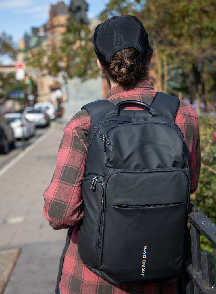 Nayo Almighty Travel Backpack review 19
