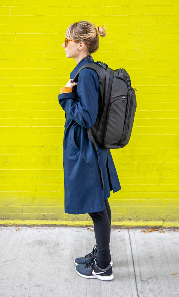 Nayo Almighty Travel Backpack review 20