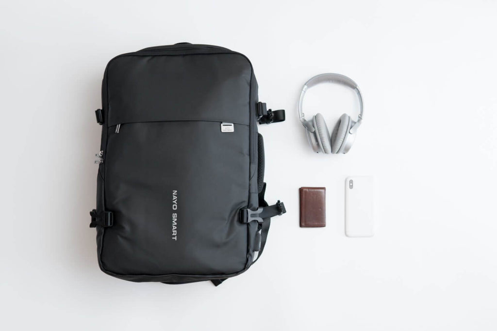 Nayo EXP backpack well packed
