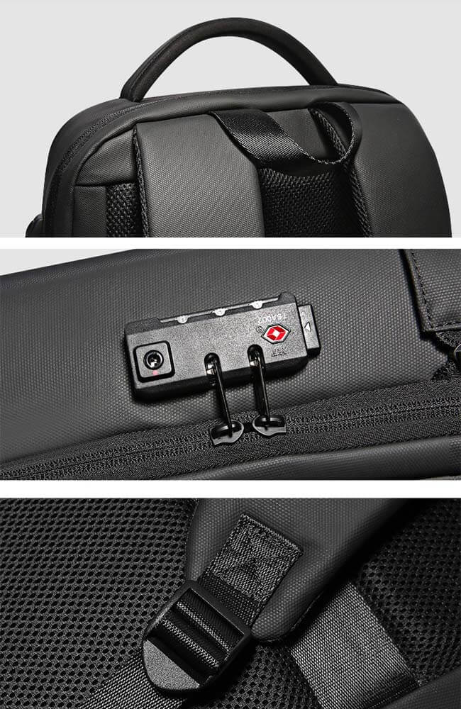 Rocky Business Backpack 11