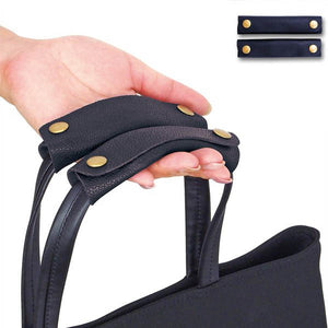 Leather Handle Wrap for Travel Backpacks