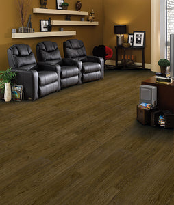 "COREtec Plus 5"" Deep Smoked Oak $5.10/sf"