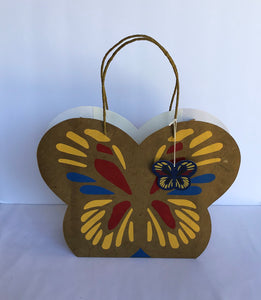Gift Bag- Butterfly (6 pcs)